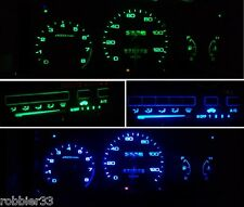 Honda Civic EK 96-98 Gauge Cluster Climate Control  LED Kit  (green or blue)