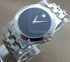 AUTHENTIC SWISS MOVADO CORPORATE EXCLUSIVE MODEL#0605973 MEN'S WATCH, RETAIL$895