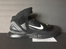 2005 Nike Air Zoom Huarache 2k5 Men's Size 13 BLACK/WHITE 310850-013