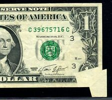 New listing 1974 $1 Frn * (Error) Note * Circulated C 39675716 C