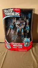 Transformers Movie 2007 Leader Nightwatch Optimus Prime Batteries Work MISB