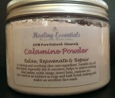 Calamine Pink Powder 200g Makes Calming & Soothing Face Mask Pure & Natural