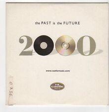 (EZ856) Castlemusic sampler, 19 tracks various artists - 1999 DJ CD