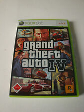 Xbox 360 jeu grand theft Auto GTA IV