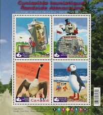 Canada Stamps -Souvenir Sheet -Roadside Attractions #2397 -MNH