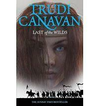 Last of the Wilds by Trudi Canavan (Paperback, 2010)
