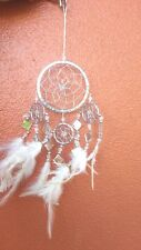 Wholesale Handmade Dream Catcher translucented mirror wall hanging FREE SHIP
