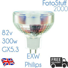 EXW 82v 300w GX5.3 Philips 13633 | Projector Bulb / Lamp