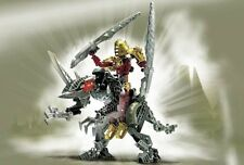 Lego Bionicle Warriors Toa Lhikan and Kikanalo 8811