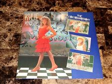 "Kylie Minogue 12"" Vinyl EP Record The Loco-Motion Carole King Gerry Coffin Cover"