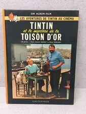 LES AVENTURES DE TINTIN AU CINEMA LE MYSTERE DE LA TOISON D'OR  1962