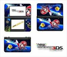 SKIN STICKER AUTOCOLLANT - NINTENDO NEW 3DS - REF 83 MARIO