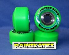 Rainskates Mid-Tsunami, old school skateboard wheels 95a 62mm S/C