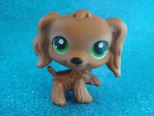ORIGINAL Littlest Pet Shop Cocker Spaniel Dog # 252  Shipping with Polish