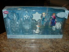 Disney Store Frozen Elsa Mini Castle Playset NEW!!! Never Opened