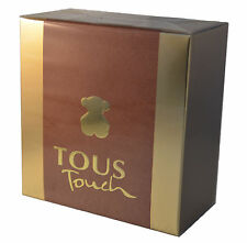 TOUS TOUCH For Women By TOUS Eau De Toilette Spray 3.4 oz /100mL new in Box
