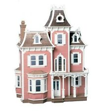 Greenleaf - The Beacon Hill Dollhouse - Victorian Wood / Wooden Dollhouse Kit
