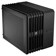 Corsair Carbide Air 240 Micro ATX ITX Black Gaming PC Cube Case - CC-9011070-WW