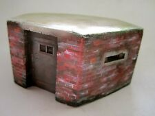 1/35 Scale  British 1940's Type 22 Pill box - ceramic model WW2 Britain
