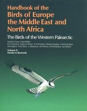 Handbook of the Birds of Europe, the Middle East, and North Africa : The...