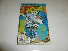 X-FORCE Comic - Vol 1 - No 17 - Date 12/1992 - Marvel Comic (In wrapping & TC)