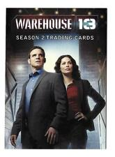 2011 WAREHOUSE 13 Season 2 Trading Cards Promo Card P2 Non Sport Update