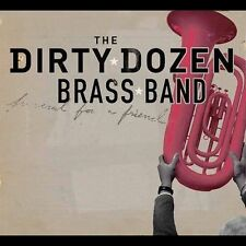 ~COVER ART MISSING~ Dirty Dozen Brass Band CD Funeral for a Friend