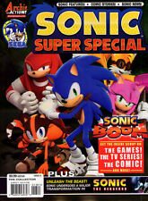 SONIC SUPER SPECIAL #13 - Magazine Format - NEW