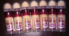 25X NEW & SEALED Maybelline Instant Age Rewind Eraser Foundation (LOT OF 25)
