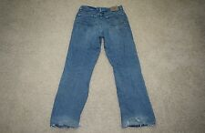 AE American Eagle Mens distressed denim BOOT cut jeans - Tag 28 x 30