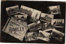 CPA  Souvenir de ces Romilly -sur-Andelle    (182396)