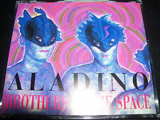 Aladino Brothers In The Space Rare Australian Remixes CD Single – Like  New