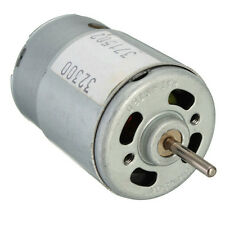 DC3-12V High Speed Motor JOHN-SON380 Large Torque Motor For Super Model