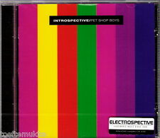 CD NEU OVP Pet Shop Boys Introspective ELECTROSPECTIVE Stickered Last Parlophone