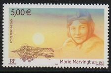 FRANCE SG3991 2004 MARIE MARVINGT(AVIATION PIONEER) MNH