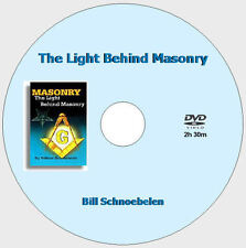 The Light Behind Masonry - Bill Schnoebelen [DVD - 2h30m]