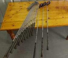 PING Vintage Karsten III Black Dot Ping Rail Golf Clubs Irons Woods 13 Clubs