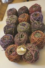 x14 (50gr 110m ea) Wound Balls NORO YUZEN Knitting Yarn Wool + Silk + Kid Mohair