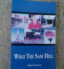 What the Sam Hill - @signed