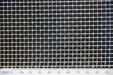 #6-Stainless Steel-Super Heavy Duty Mesh - 316 Grade -A3 Sheet 300 x 420mm