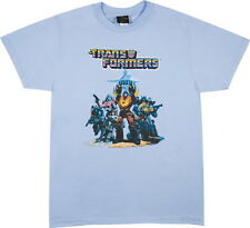 Men's Transformers 1986 Movie T-Shirt - Hot Rod/Rodimus Prime -  Slim Fit M -
