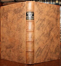 1743 Memoirs of an Unfortunate Nobleman 13 Years SLAVERY in AMERICA 1st Edition