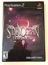 Star Ocean - Playstation 2 - Replacement Case - No Game