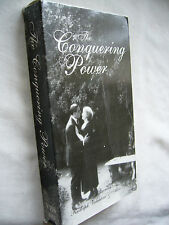 THE CONQUERING POWER ( RUDOLPH VALENTINO ) NTSC VHS SMALL BOX