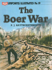 UNIFORMS ILLUSTRATED 19 THE BOER WAR SOUTH AFRICA BRITISH FORCES COMMONWEALTH