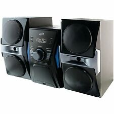 NEW Bluetooth Compact CD Shelf Stereo Speaker Music System.FM Radio.USB charger