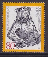 Germany 1551 MNH 1988 Ulrich Reichsritter von Hutten - Humanist Issue VF