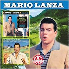 For the First Time / Mario Lanza Sings Caruso