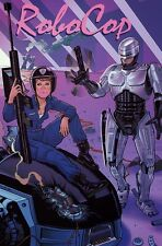 2013 NYCC Robocop Last Stand #1 Frank Miller Comic-Con Exclusive Variant Cover