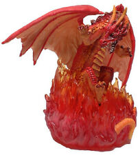 Small Fire Dragon B - Tudor Mint - Land of the Dragons - K072